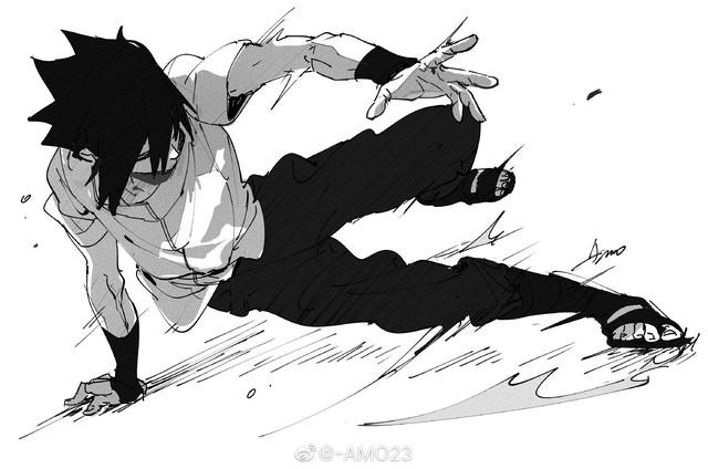 Naruto và Sasuke, tình bạn trên mức bè và quan hệ đối thủ giúp nhau cùng mạnh hơn - Ảnh 10.