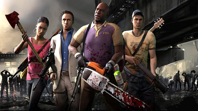 Putting cold water in the face of gamers, Valve confirmed it would never develop the Left 4 Dead 3 VR game - Photo 1.