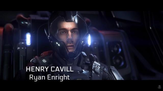 Không chỉ đóng phim liên quan đến game, Henry Cavill giờ đây còn thủ vai trong game nữa - Ảnh 3.
