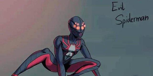 Biệt đội Avengers bất ngờ hóa phản diện độc ác trong loạt ảnh fan art chất lừ - Ảnh 4.