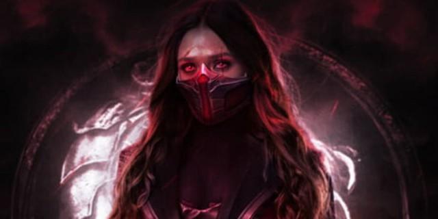 Biệt đội Avengers bất ngờ hóa phản diện độc ác trong loạt ảnh fan art chất lừ - Ảnh 5.