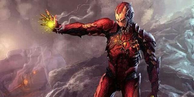 Biệt đội Avengers bất ngờ hóa phản diện độc ác trong loạt ảnh fan art chất lừ - Ảnh 10.