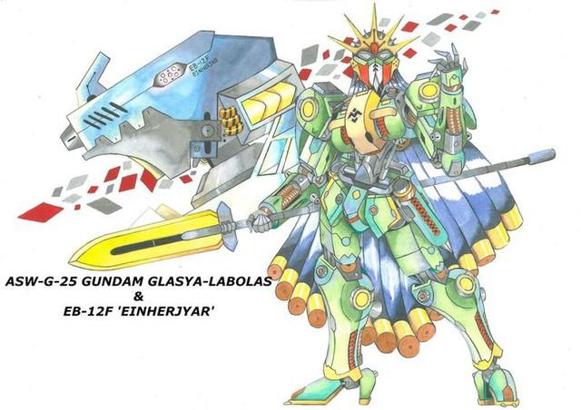 Lác mắt trước 10 mẫu thiết kế Gundam cực đỉnh đến từ các fan hâm mộ, đảm bảo bạn sẽ thích mê cho mà xem - Ảnh 1.