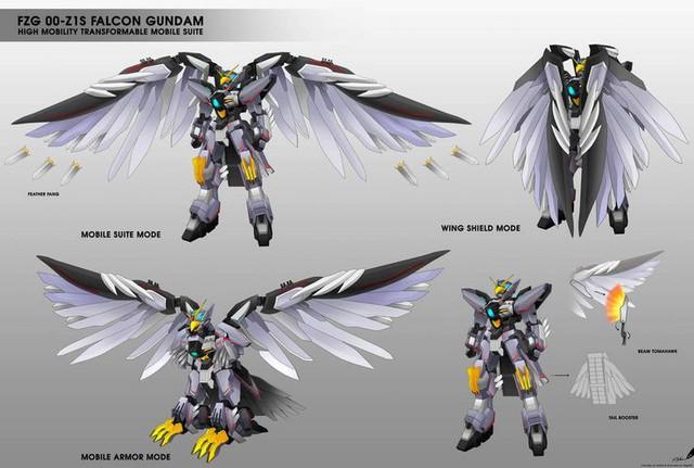 Lác mắt trước 10 mẫu thiết kế Gundam cực đỉnh đến từ các fan hâm mộ, đảm bảo bạn sẽ thích mê cho mà xem - Ảnh 10.