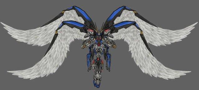 Lác mắt trước 10 mẫu thiết kế Gundam cực đỉnh đến từ các fan hâm mộ, đảm bảo bạn sẽ thích mê cho mà xem - Ảnh 2.