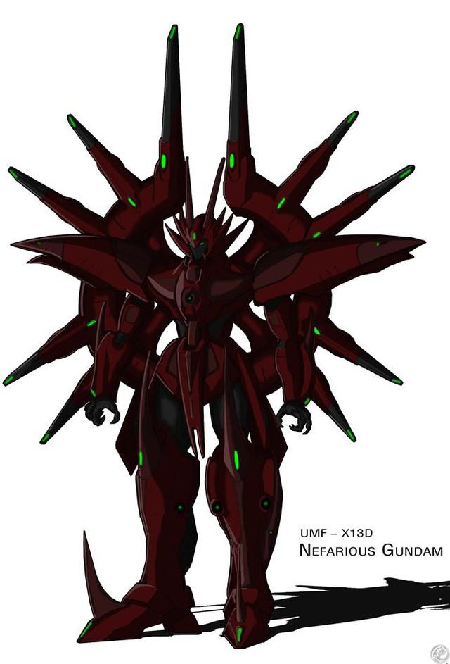 Lác mắt trước 10 mẫu thiết kế Gundam cực đỉnh đến từ các fan hâm mộ, đảm bảo bạn sẽ thích mê cho mà xem - Ảnh 3.