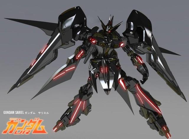 Lác mắt trước 10 mẫu thiết kế Gundam cực đỉnh đến từ các fan hâm mộ, đảm bảo bạn sẽ thích mê cho mà xem - Ảnh 6.