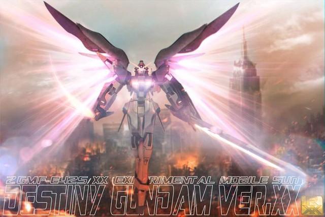 Lác mắt trước 10 mẫu thiết kế Gundam cực đỉnh đến từ các fan hâm mộ, đảm bảo bạn sẽ thích mê cho mà xem - Ảnh 8.