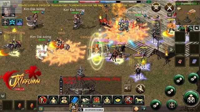 Game thủ Việt ào ào chơi huyền thoại Võ Lâm mobile, NPH phải tức tốc mở server mới - Ảnh 3.