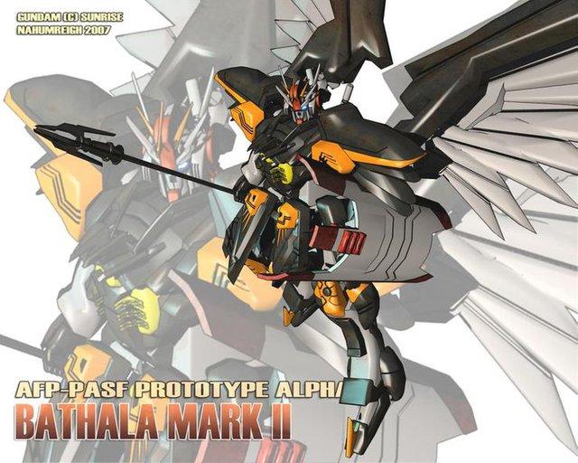 Lác mắt trước 10 mẫu thiết kế Gundam cực đỉnh đến từ các fan hâm mộ, đảm bảo bạn sẽ thích mê cho mà xem - Ảnh 4.