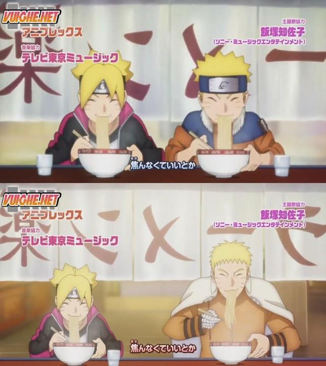 Boruto: Những khoảnh khác đáng nhớ của 2 cha con Naruto từ nhỏ đến lớn khiến fan rưng rưng nước mắt - Ảnh 7.