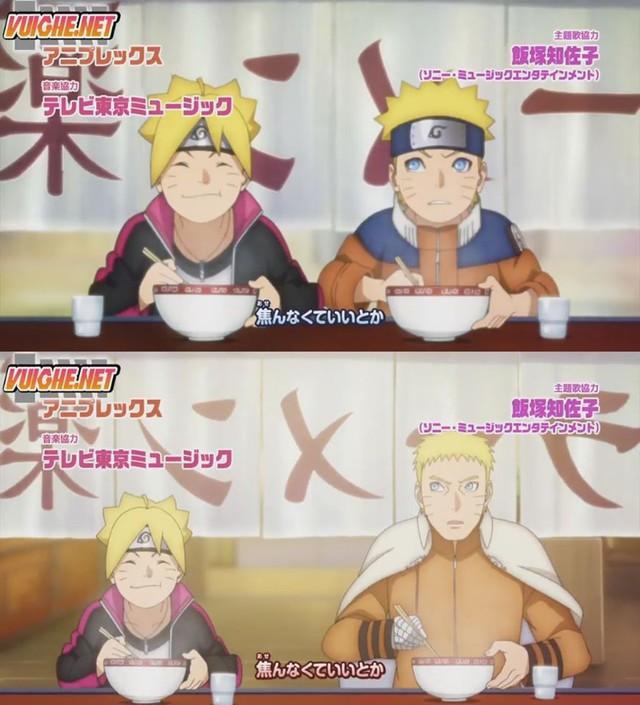 Boruto: Những khoảnh khác đáng nhớ của 2 cha con Naruto từ nhỏ đến lớn khiến fan rưng rưng nước mắt - Ảnh 8.