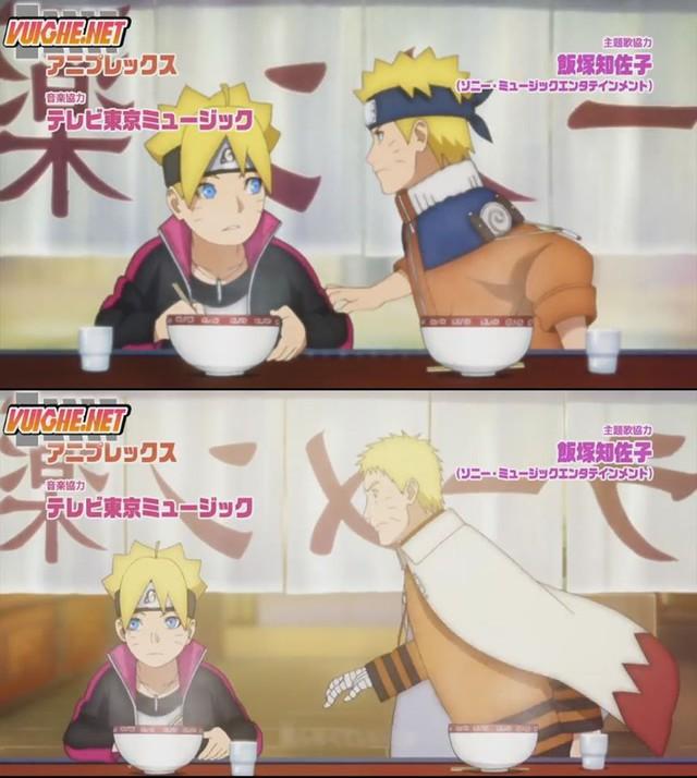 Boruto: Những khoảnh khác đáng nhớ của 2 cha con Naruto từ nhỏ đến lớn khiến fan rưng rưng nước mắt - Ảnh 9.