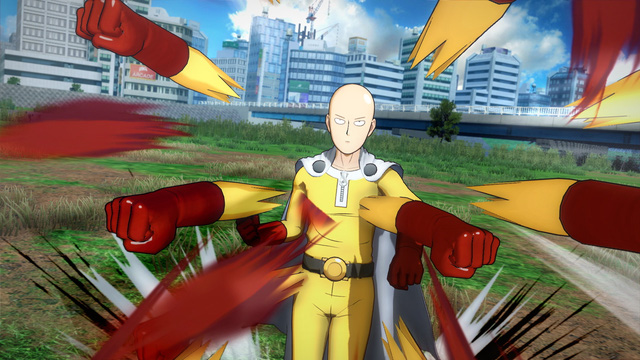 One Punch Man is officially on Steam, you can book it now - Photo 1.