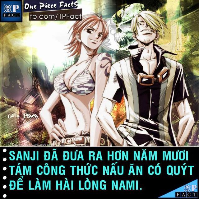 Đầu năm mới, cùng nhìn lại 20 fun facts thú vị trong truyện tranh One Piece - Ảnh 11.