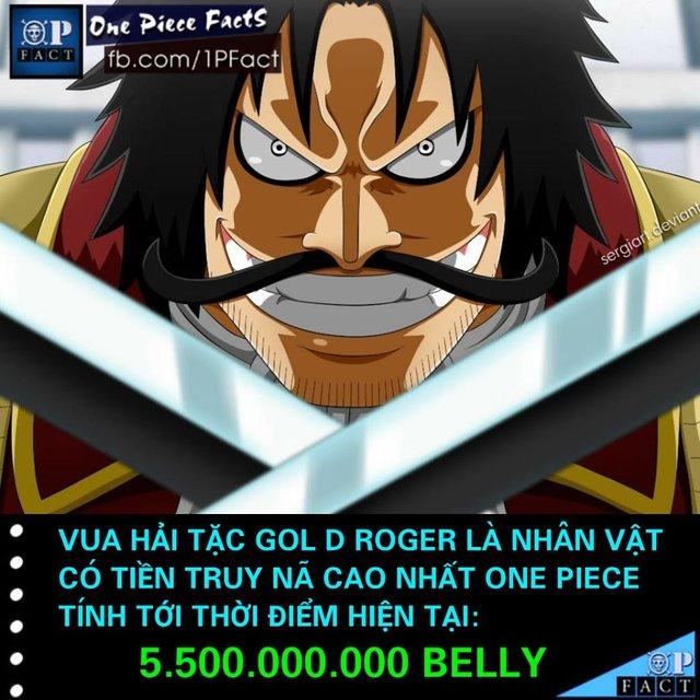 Đầu năm mới, cùng nhìn lại 20 fun facts thú vị trong truyện tranh One Piece - Ảnh 19.