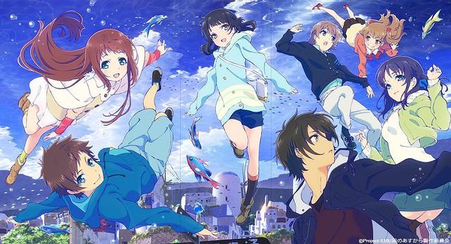 Sora no Aosa wo Shiru Hito yo – Her blue sky: Bộ anime đáng xem dịp Tết 2020? - Ảnh 4.
