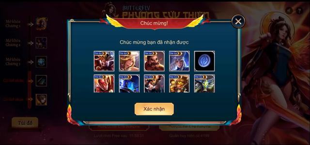 Liên Quân Mobile: Chi 100 nghìn đồng cho 1 Click, game thủ xui xẻo nhận toàn Thẻ thử tướng, skin - Ảnh 5.