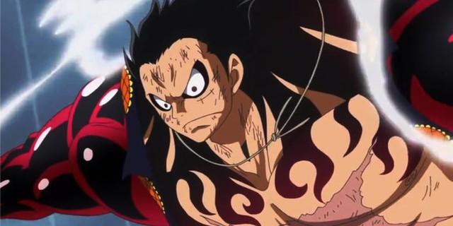 One Piece: 10 chi tiết thú vị về Gear 4- thứ sức mạnh giúp Luffy đánh bại những đối thủ sừng sỏ nhất trong Tân thế giới (P1) - Ảnh 1.