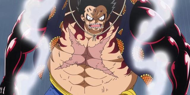 One Piece: 10 chi tiết thú vị về Gear 4- thứ sức mạnh giúp Luffy đánh bại những đối thủ sừng sỏ nhất trong Tân thế giới (P1) - Ảnh 2.