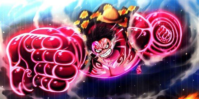 One Piece: 10 chi tiết thú vị về Gear 4- thứ sức mạnh giúp Luffy đánh bại những đối thủ sừng sỏ nhất trong Tân thế giới (P1) - Ảnh 3.