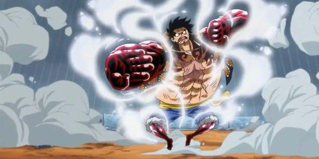 One Piece: 10 chi tiết thú vị về Gear 4- thứ sức mạnh giúp Luffy đánh bại những đối thủ sừng sỏ nhất trong Tân thế giới (P1) - Ảnh 4.