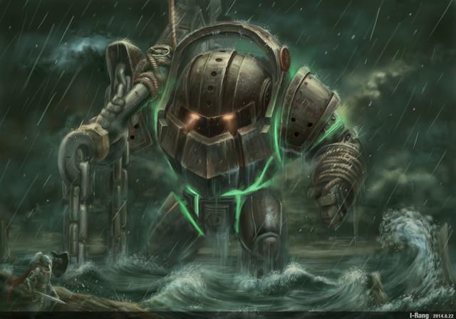 Không chịu kém cạnh đội LMHT, thiết kế Đấu Trường Chân Lý cũng trao cho Nautilus sức mạnh bá đạo - Ảnh 1.