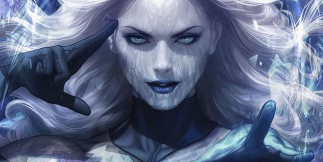 Marvel Comics: Dị nhân Emma Frost có thể khóc vãi ra kim cương? - Ảnh 1.