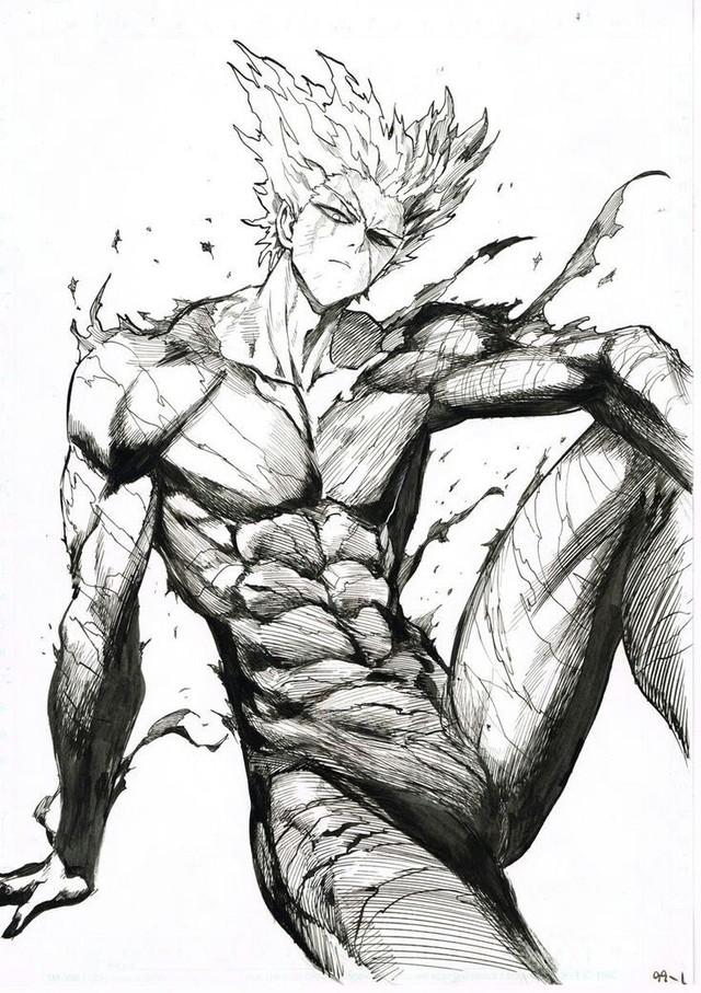 One Punch Man: Garou - gã phản diện có chiều sâu và mang tư tưởng đối nghịch với Saitama (P.1) - Ảnh 6.