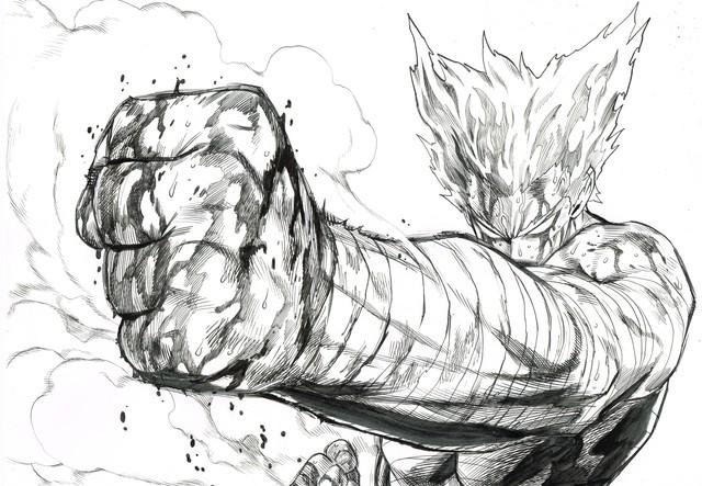 One Punch Man: Garou - gã phản diện có chiều sâu và mang tư tưởng đối nghịch với Saitama (P.1) - Ảnh 1.