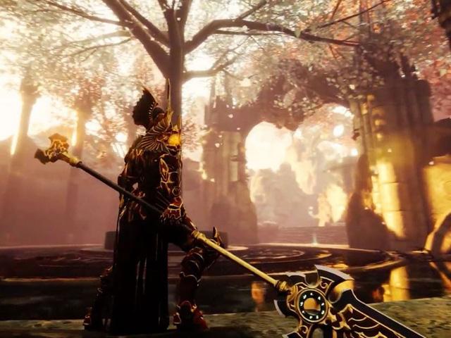 Hé lộ gameplay của Godfall, đỉnh cao siêu phẩm trên PS5 - Ảnh 1.