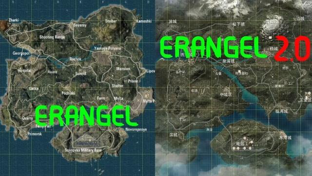 PUBG Mobile: Những hình ảnh đầu tiên về bản đồ Erangel 2.0, trông khá nuột nà - Ảnh 1.