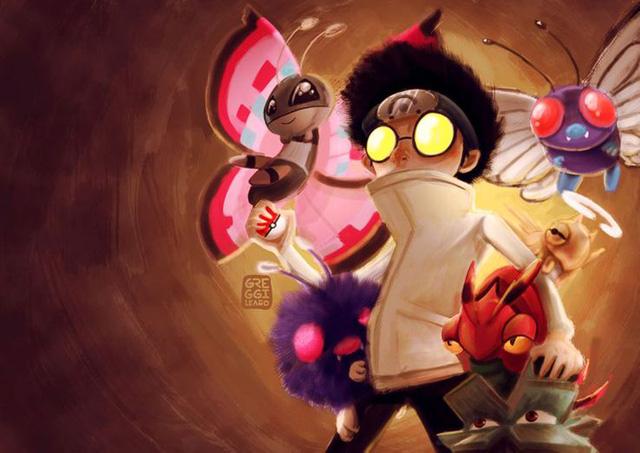 Khi các ninja trong Naruto trở thành huấn luyện Pokemon thì sẽ chất như thế nào? - Ảnh 3.