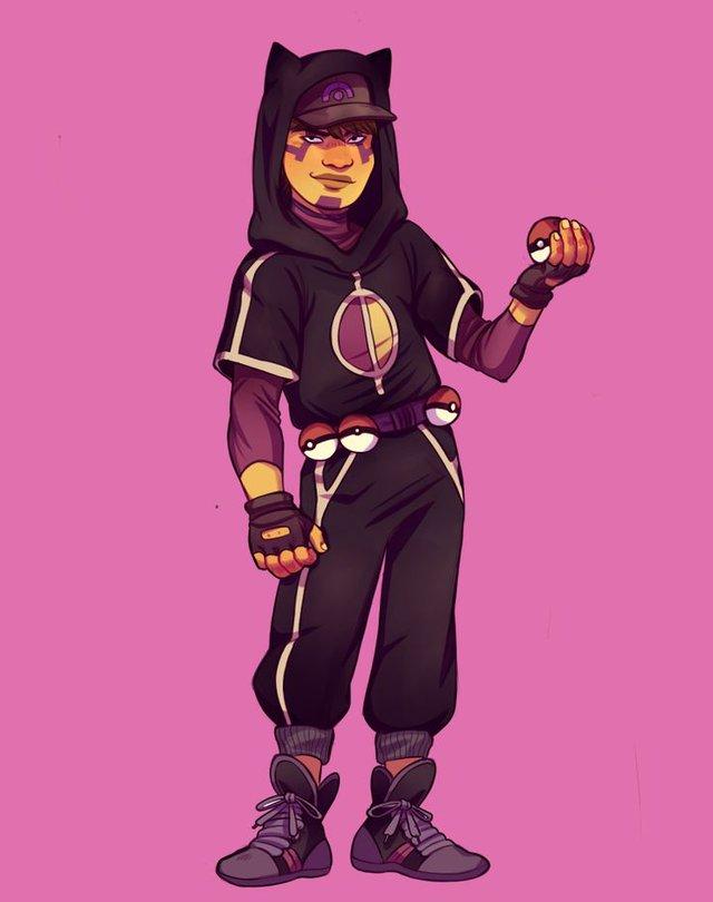 Khi các ninja trong Naruto trở thành huấn luyện Pokemon thì sẽ chất như thế nào? - Ảnh 7.