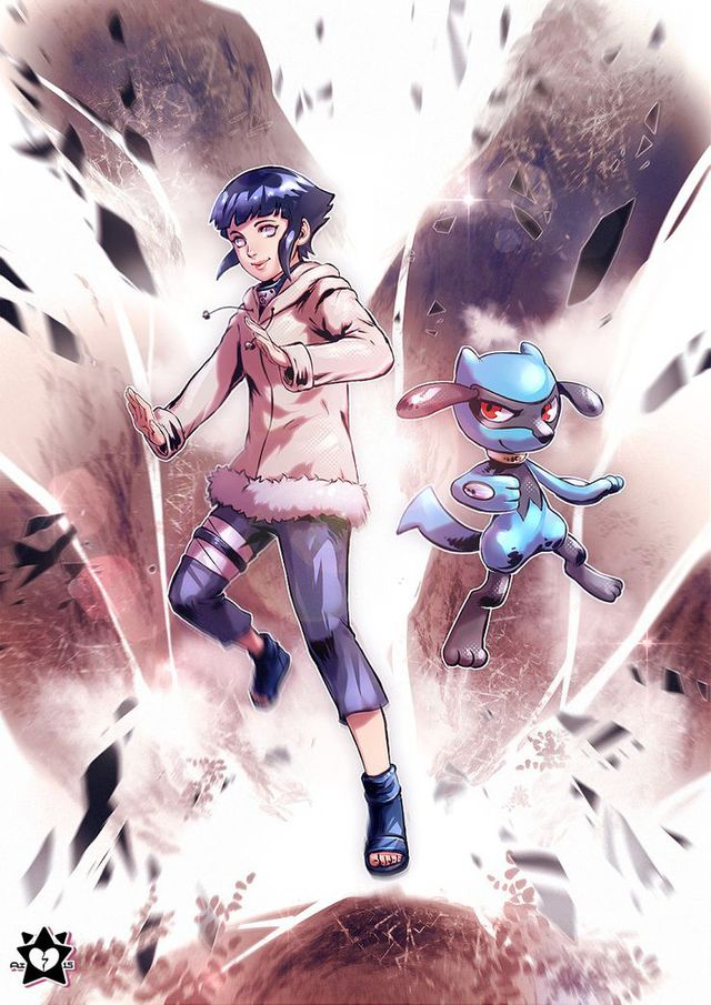 Khi các ninja trong Naruto trở thành huấn luyện Pokemon thì sẽ chất như thế nào? - Ảnh 8.