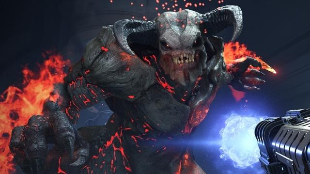 Game diệt quỷ - Doom trở lại với phiên bản hoàn toàn mới - Ảnh 1.