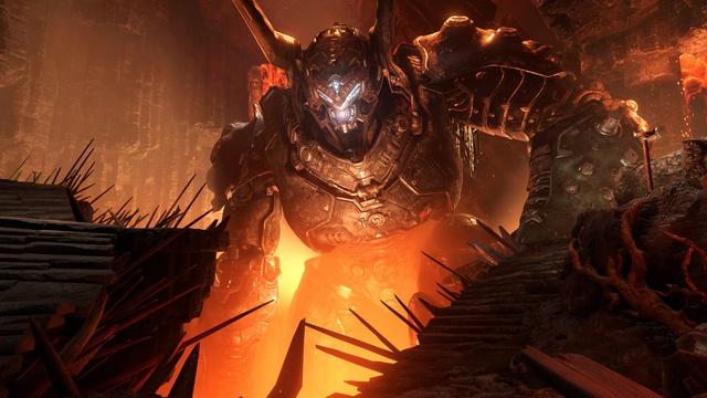 Cái nhìn đầu tiên về Doom Eternal, game bắn súng, diệt quỷ hot nhất 2020 - Ảnh 1.