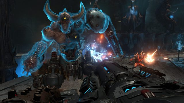 Cái nhìn đầu tiên về Doom Eternal, game bắn súng, diệt quỷ hot nhất 2020 - Ảnh 2.
