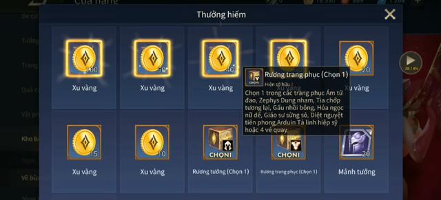 Liên Quân Mobile: Mẹo cày FREE hàng chục Xu Vàng mà game thủ săn skin giới hạn cần biết - Ảnh 4.