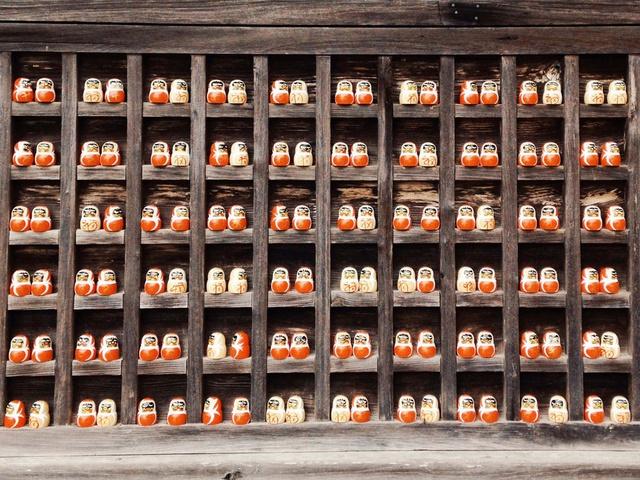 Tìm hiểu về búp bê Daruma - biểu tượng may mắn nổi tiếng hàng đầu Nhật Bản - Ảnh 11.