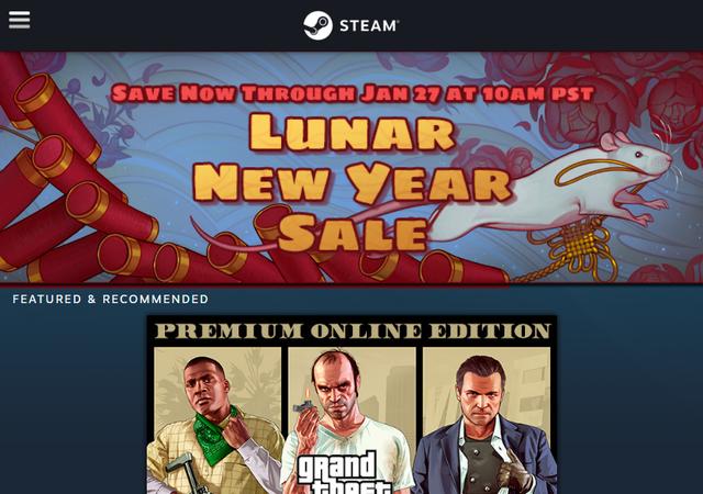Steam mở tiệc sale linh đình đúng ngày 30 Tết, hàng loạt game đỉnh giảm giá sập sàn - Ảnh 1.