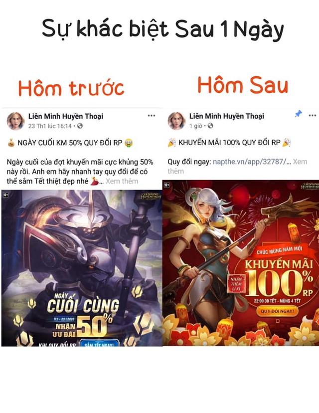 Dính cú lừa ngay đêm Giao thừa, game thủ Việt dí dỏm: Chơi với Garena quan trọng là phải kiên nhẫn - Ảnh 1.