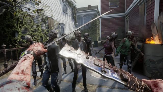 Xuất hiện game The Walking Dead mới cực đỉnh, cộng đồng Steam khen ngợi hết lời - Ảnh 1.
