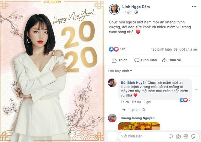 Misthy, Linh Ngọc Đàm cùng dàn streamer Việt rộn ràng đón Tết Nguyên Đán Canh Tý - Ảnh 1.