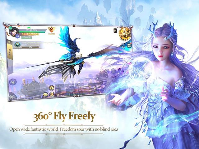 5 tựa game mobile thể loại Fantasy huyền ảo giúp game thủ đổi vị trong những ngày Tết Nguyên Đán - Ảnh 4.
