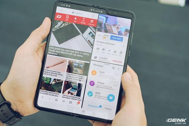 Galaxy Fold: Chiếc smartphone dành cho các sếp - Ảnh 11.