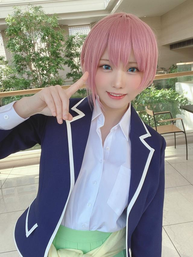 Xem loạt ảnh cosplay 5 chị em đẹp quen sầu của nữ cosplayer số 1 Nhật Bản Enako - Ảnh 4.