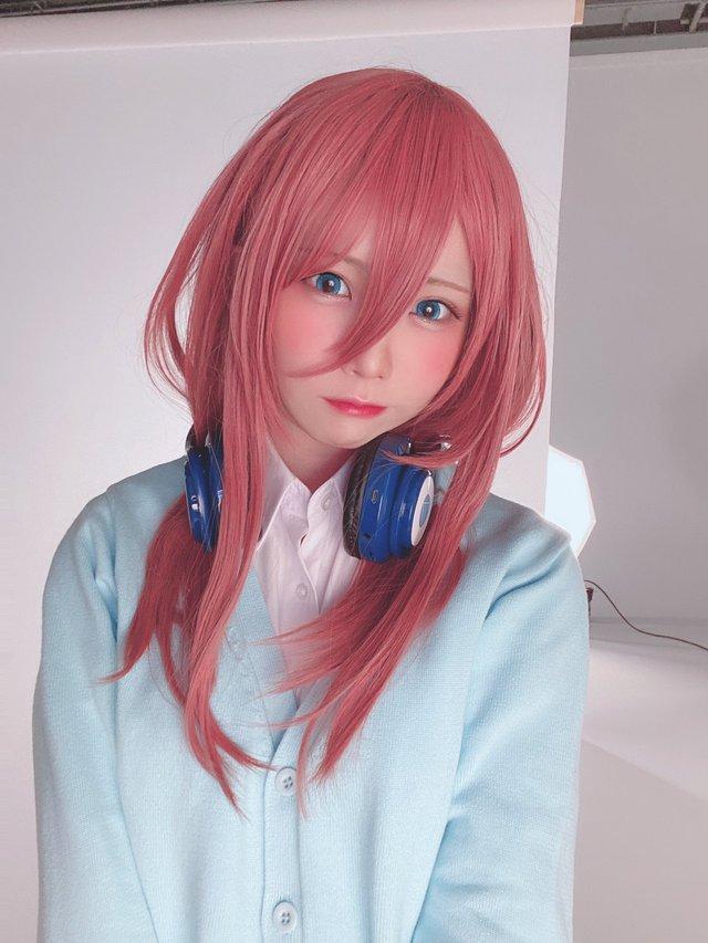Xem loạt ảnh cosplay 5 chị em đẹp quen sầu của nữ cosplayer số 1 Nhật Bản Enako - Ảnh 6.