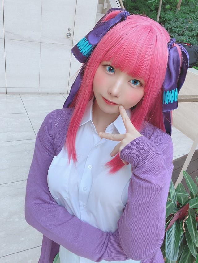 Xem loạt ảnh cosplay 5 chị em đẹp quen sầu của nữ cosplayer số 1 Nhật Bản Enako - Ảnh 11.
