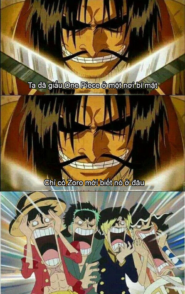 One Piece: Mai đã phải đi làm rồi, giải trí với loạt meme cực hài về Thánh lạc Zoro cho tinh thần lên cao nào - Ảnh 9.